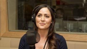 Mélanie L.Dion en entrevue à Ici Radio-Canada