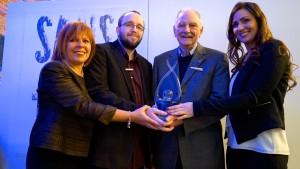 Sans Toi reçoit le Prix Michael-Sheehan