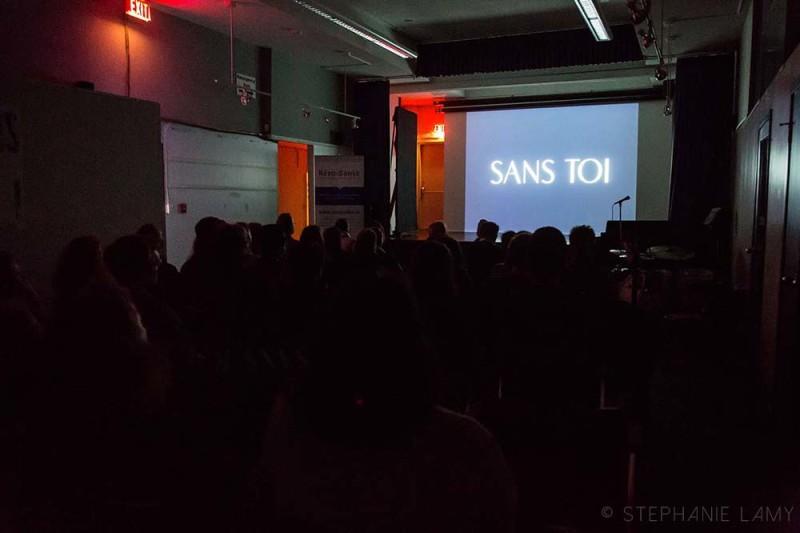 Avant-première du documentaire SANS TOI à Vancouver