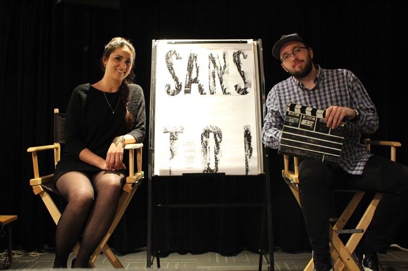 Avant-première du documentaire SANS TOI à Montréal le 20 mai 2015.