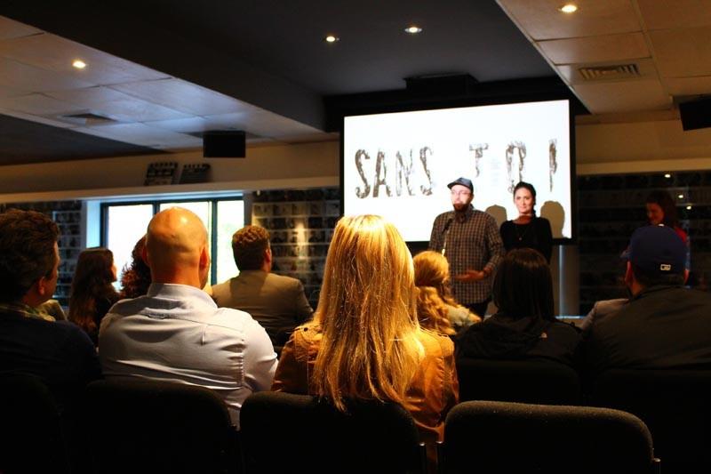 Ciné-conférence documentaire SANS TOI