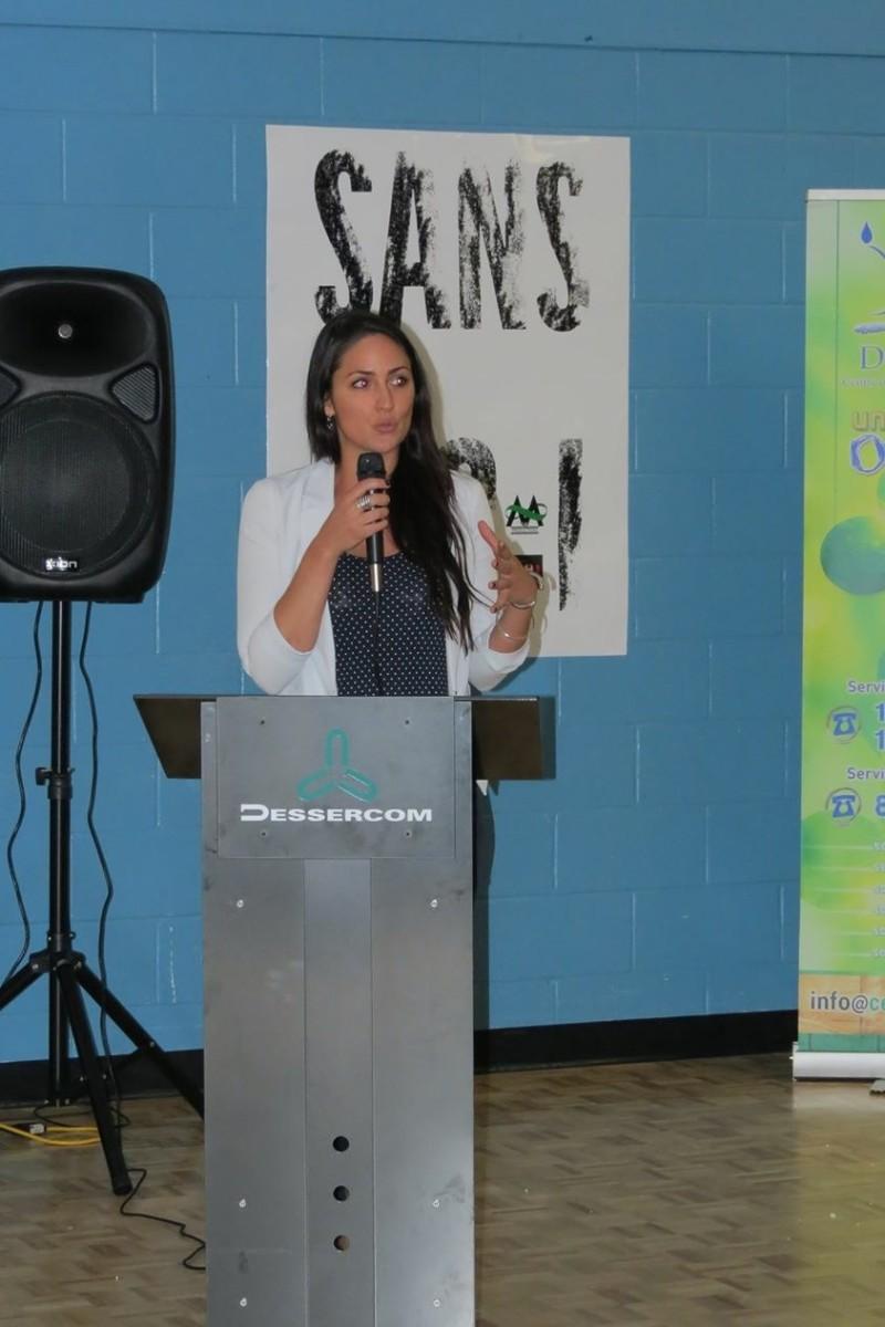 Ciné-conférence Sans Toi à Drummondville